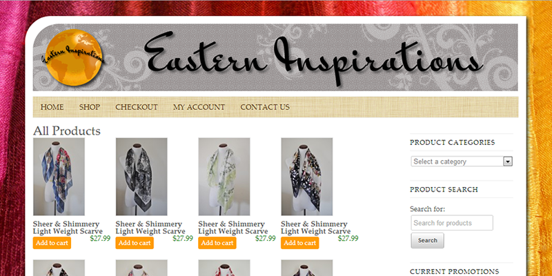 Authentic Eastern Apparel and Home Decor